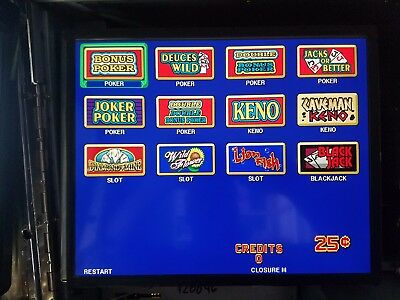 IGT Game King 3902 MPU/CPU, Mother Board and Software (M0000535)