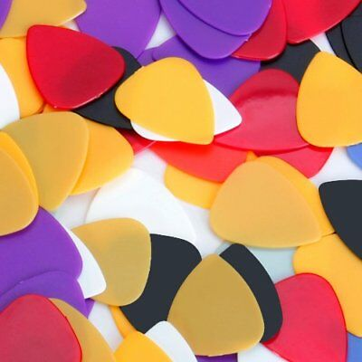 1 or 4 Guitar Finger Picks Plectrum Pick - High Quality - Great for Beginners!
