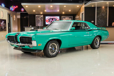 1970 Mercury Cougar  Rotisserie Restored Eliminator! 351ci Cleveland V8, TopLoader 4-Speed, PS, PB