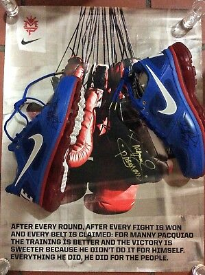"Nike Air 1.3 Max ""Manny Pacquiao"" Trainer Signed Very Limited"