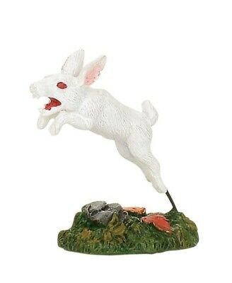 Dept 56 SV Halloween Creepy Creatures Rabid Rabbit #4057622 NEW 2017 Free Ship