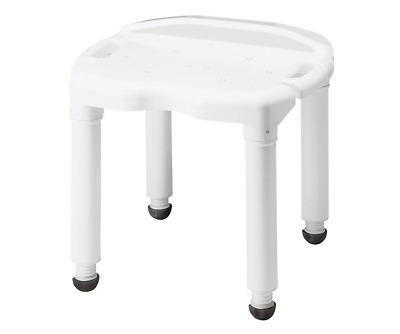 NEW Universal Fit: Height Adjustable Medical Spa Shower Bath Bench & Stool Chair