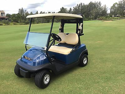 2016  # 2 YEAR OLD BATTS #  Club Car Precedent  48V i2L Electric Golf Cart buggy