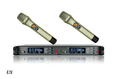 Professional Dual Wireless Microphone System for Sennheiser wireless Performance