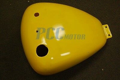 NEW Gas Fuel Tank Cover Mini Chopper Bike Yellow Color U GT27