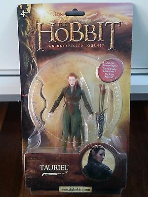 """THE HOBBIT Bridge Direct 6"""" Scale TAURIEL Sealed On Card Lord of the Rings Elf"""