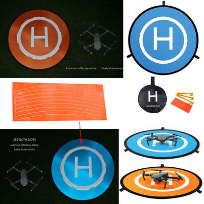 Foldable Parking Apron Landing Pad for DJI Phantom 3 4 Mavic Pro Spark RC Drone