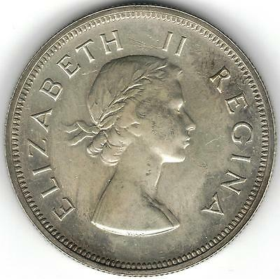 1953 South Africa 2 1/2 Shillings Unc TMM*