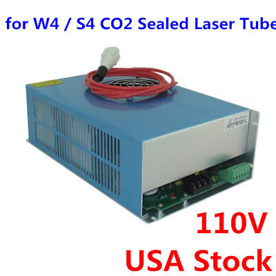 110V Reci DY13 Power Supply for W4 / S4 CO2 Sealed Laser Tube OEM