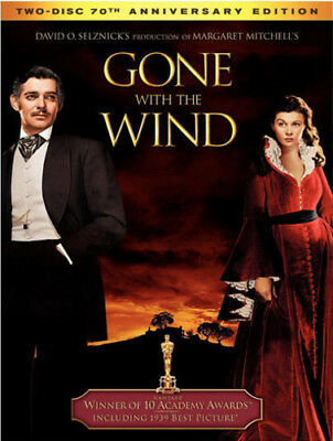 Gone with the Wind [70th Anniversary Edition] [2 (DVD Used Like New) Special ED.