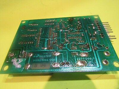 Used Dexter washer Computer Board # 9020004002