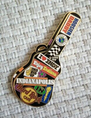 Hard Rock Cafe - Indianapolis - Stars and Stripes Case Series (# 30366) - Neu