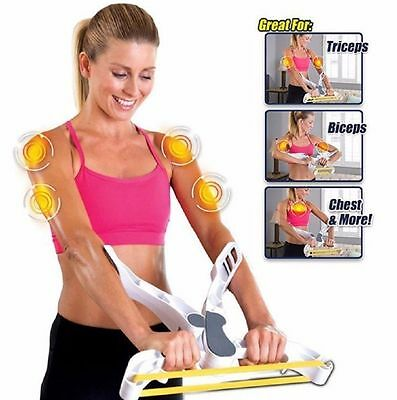 New Useful Wonder Arms - Arm Upper Body Workout Machine As Seen On TV