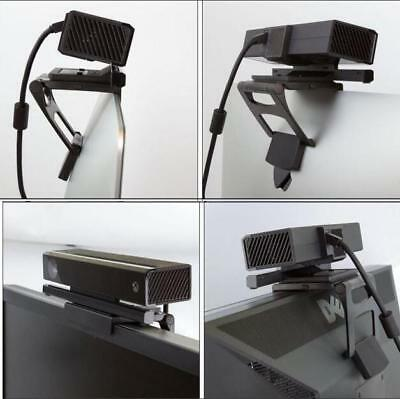 TV Clip Mount Stand Holder Bracket For Microsoft Xbox ONE Kinect Sensor