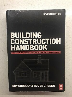 Building Construction Handbook by Roy Chudley (Paperback, 2008)