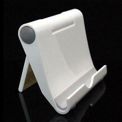 Universal Multi Angle Stand Holder For iPad Air 2 iPhone Samsung Tablet White