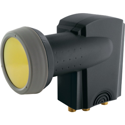 Schwaiger SUN Protect - Digitales Quad LNB Anthrazit