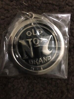 Jack Daniels Old No7 Brand Key ring