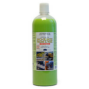 Optimum No Rinse Wash and Wax - 946ml - Rinseless Car Wash with Carnauba Wax