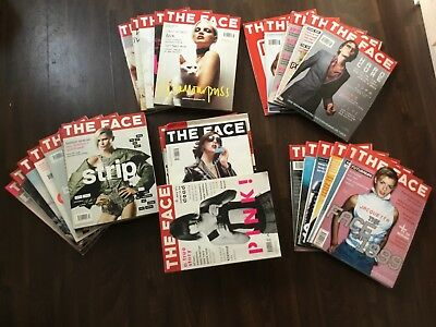 The Face - 90s magazine