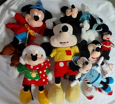 Various Mickey Mouse plush/soft toys - Multi Listing - Choose your Own - Disney