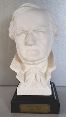+#A014705, Goebel Parian Bust Of Wagner