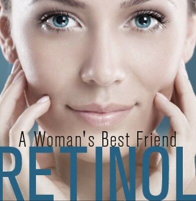 Retinol A 30g Tube Acne Wrinkle Look Younger Scar Eczema Cream Retin-max