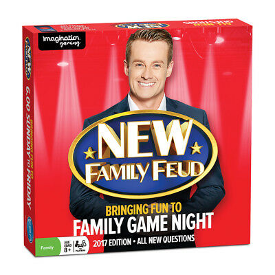 Family Feud 3 Board Game - NEW
