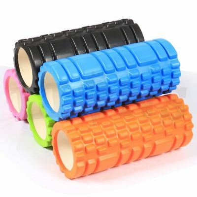 Trigger Point Yoga Exercise Roller Eva Gym Pilates Textured Physio Massage