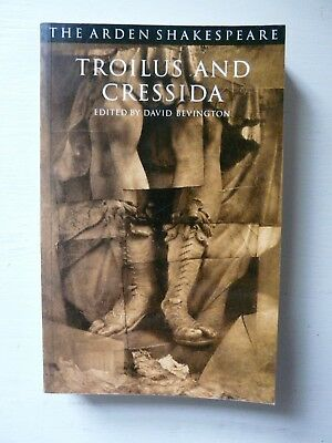 NEW Troilus and Cressida, Arden Shakespeare, 1998, 3rd Series, David Bevington
