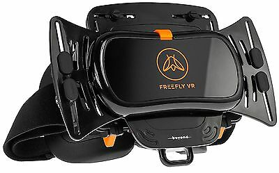 OpenBox FreeFly Beyond VR Headset 3D games movies smartphone virtual Black OFFER