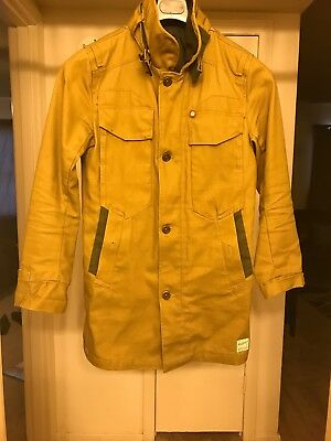G-star Raw Garber trench coat/jacket Rarely worn Men's size small