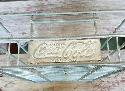 Vintage Coca-Cola Crate/Carrier/Tray/Caddie Ardmore Bot.Co.