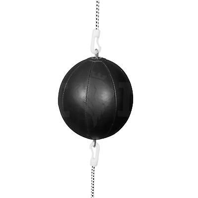 Double End D Shape Doge Speed Ball with Ropes Boxing MMA Punch Bag Speedball