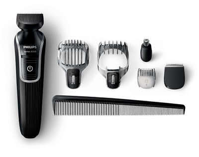 Philips Multigroom Series 3000 6-in-1 Cordless Beard And Hair Trimmer QG3342/23
