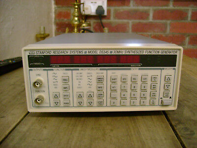 Stanford Research Systems DS345 Signal Generator.