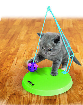 Kong Play N Sway Cat Kitten Interactive Toy