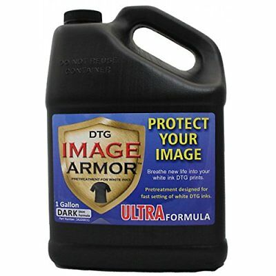 Image Armor Ultra Pretreatment For All DTG Printers Brother Epson Anajet- Gallon