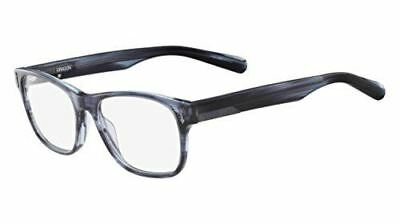 Eyeglasses DRAGON DR145 C.MATS 419 BLUE HORN