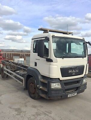 MAN 2009 TGS 26 320 D2066 Zf Gearbox Breaking Spares Repairs Engine Rear  Lift