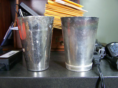 Vintage R Wallace Silver Plated Cup(?)