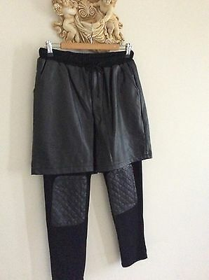 Men's Dsquared2 Combined Short And Pant Size L