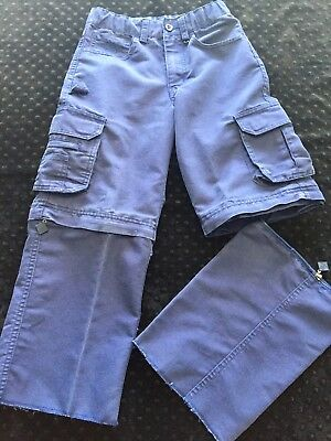 Cub Scout Zip-off Uniform Pants Youth 4