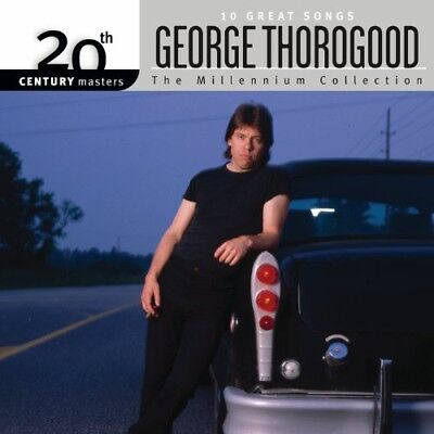 Millennium Collection: 20th Century Masters - George Thorogoo (CD Used Like New)