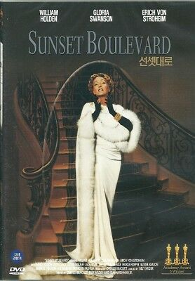 Sunset Boulevard  Dvd  New