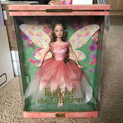 Barbie Doll Fairy of the Garden Collector Edition 2000