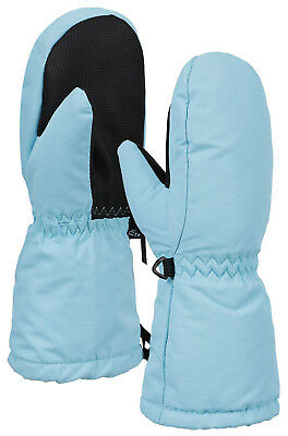 Kids Premium Weather-proof Thinsulate Extra Long Cuff  Snow Mittens Ski Gloves