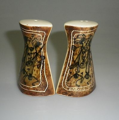 STUDIO ANNA DARWIN NT Souvenir Salt and Pepper Shakers - Indigenous Design