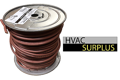 250 Foot Roll Thermostat Wire 18/8 •  Honeywell Genesis
