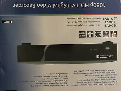 Speco D4Vt1Tb 4 Channel H.264 Dvr, 1Tb Hdd Digital Video Recorder